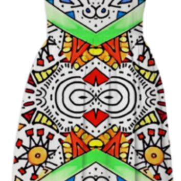 Day Party Dress created by duckyb | Print All Over Me