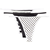 H&M - 3-pack Thongs -