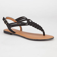 O'neill Porter Womens Sandals Black  In Sizes