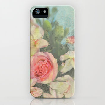 Hello Lovely One iPhone & iPod Case by Lisa Argyropoulos | Society6