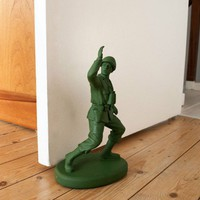 Toy Soldier Door Stop - Jamie's Father's Day Picks