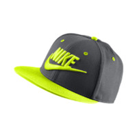 Nike Futura True 2 Snapback Hat - Dark Grey