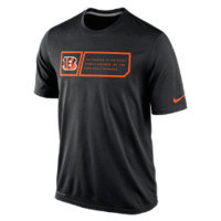 Nike Legend Jock Tag (NFL Bengals) Men's T-Shirt