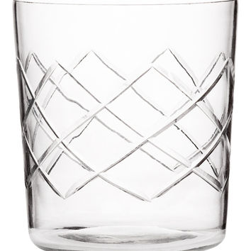 H&M - Toothbrush Glass - Clear glass