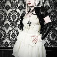 HEARTBROKEN EFFIGY CORSET DRESS - NEW VERSION