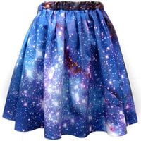 Large Magellanic Cloud Nebula Skirt by shadowplaynyc on Etsy