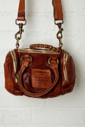 Campomaggi Bauletto Mini Satchel at Free People Clothing Boutique