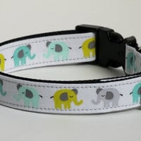 Elephant Dog Collar