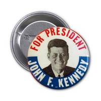 JFK for President - Button