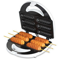 ThinkGeek :: Corn Dog Factory
