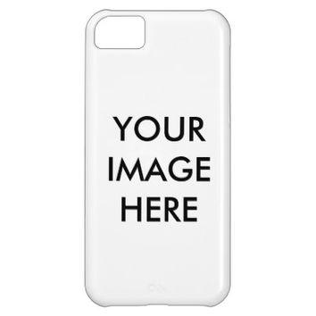 Design Your Own Custom Case For iPhone 5C