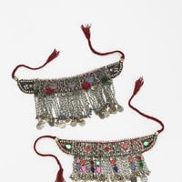 Marrakesh Statement Bib Necklace - Urban Outfitters