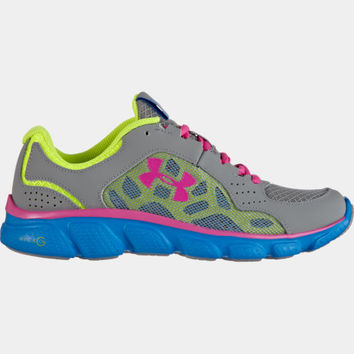 Girls' Grade School UA Micro G Assert IV Running Shoes