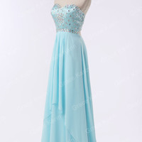 2014 Long Bridal Quinceanera Evening Cocktail Party Ball Gown Prom Dresses 2~16