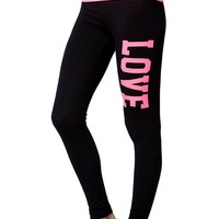 Love In Color Yoga Legging