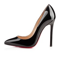 Pigalle 120mm Black Patent