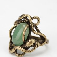 UrbanOutfitters.com &gt; Circling Serpent Ring