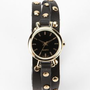 UrbanOutfitters.com &gt; Studded Wrap-Watch
