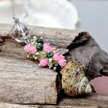 Hawaiian Shell Necklace - Beach Boho Jewelry from Hawaii - Hawaii Seashell Necklace - Ocean Inspired Bohemian Jewelry - Sea Gypsy Necklace
