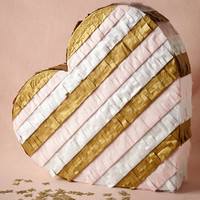 Fringed Heart Piñata