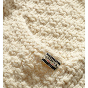 Chunky winter cardigan - Scotch & Soda