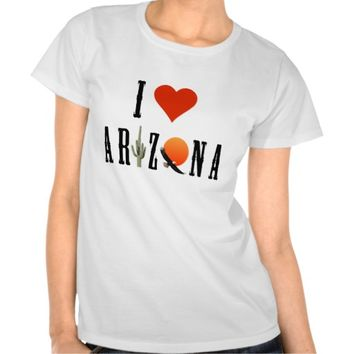I love Arizona T-Shirt