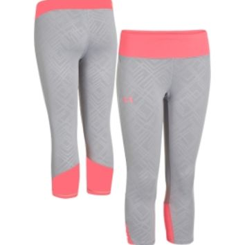 Under Armour Girls' Perfect 10 Capris