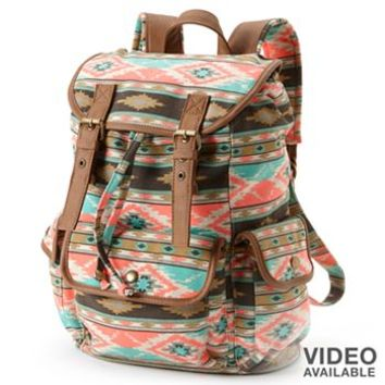 Candie's® Aztec Backpack