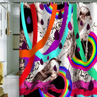 DENY Designs Home Accessories | Randi Antonsen Luns Box 7 Shower Curtain