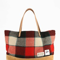 Drifter Bags Plaid Club Tote Bag - Urban Outfitters