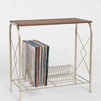Vinyl Storage Table - Urban Outfitters