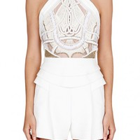 sass & bide | the warning cry - ivory | gallery |