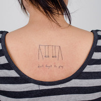 Tattly™ Designy Temporary Tattoos. Made in the USA! — Playground