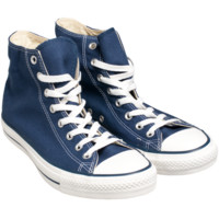 CONVERSE CHUCK TAYLOR HIGH IN NAVY - SNEAKERS - DEPARTMENTS Federal