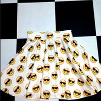 SWEET LORD O'MIGHTY! SUPER COOL SK8R SKIRT