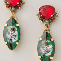 Erickson Beamon Eccentric Lady Land Earrings | SHOPBOP