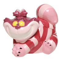 Disney Alice In Wonderland Cheshire Cat Cookie Jar