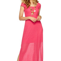 Ramsay Side Slit Maxi Dress - Lilly Pulitzer
