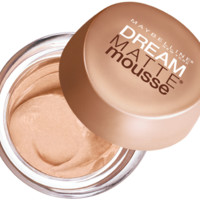 Dream Matte Mousse Face Makeup Foundation - For Oily Skin - Maybelline