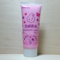 Simulation Cream (fake whipped cream) 50 ml - rose
