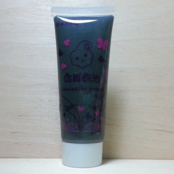 Simulation Cream (fake whipped cream) 50 ml - black