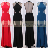 sexy mermaid Jersey Bodycon Dress Long Stretch Knitted Evening Dress 2014, View Faviana Evening Dress, Choiyes Evening Dress Product Details from Chaozhou Choiyes Evening Dress Co., Ltd. on Alibaba.com