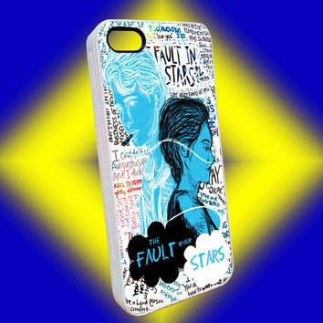 Fault in Our Stars Case For iPhone 4/4s, iPhone 5/5S/5C, Samsung Galaxy S2/S3/S4/S5, iPod 4/5