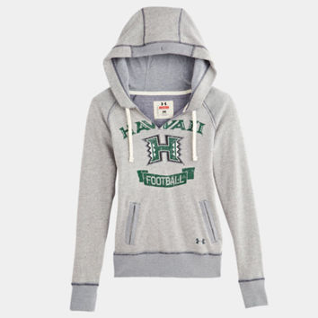Women's UA Legacy Hawai'i Football Hoodie