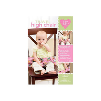 Travel High Chair, Pattern, Sew Baby, Craft Supply