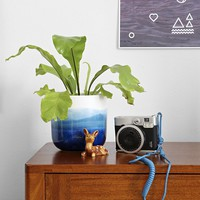 4040 Locust Watercolor Planter - Urban Outfitters