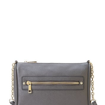 Textured Mini Crossbody Bag