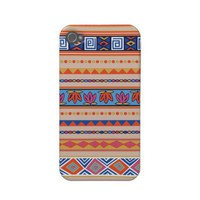 Tribal Fashion Iphone 4 Case from Zazzle.com
