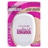 COVERGIRL Ready Set Gorgeous Powder Foundation