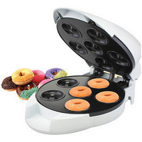 ThinkGeek :: Mini Donut Factory